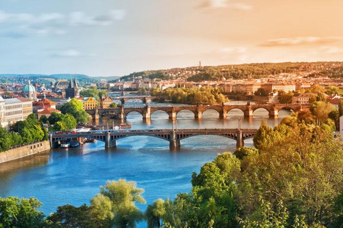 Firmarejse til Prag