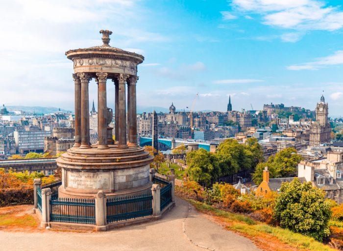 Studietur til Edinburgh