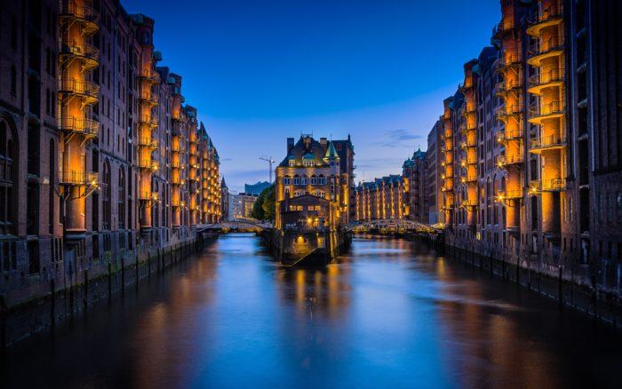 Firmarejse til Hamburg