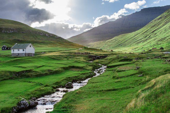 Studietur til Færøerne