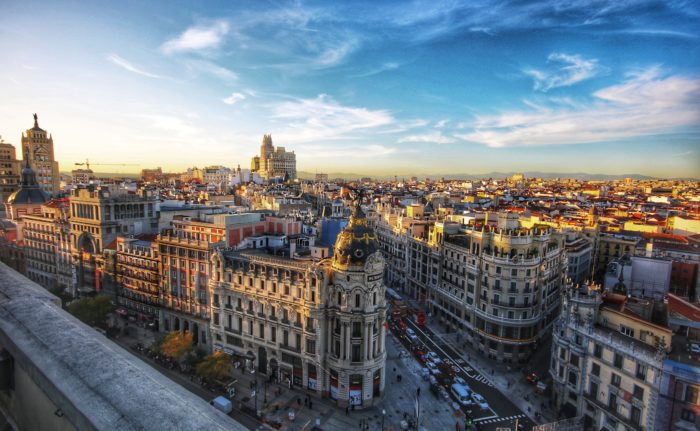 Studietur til Madrid