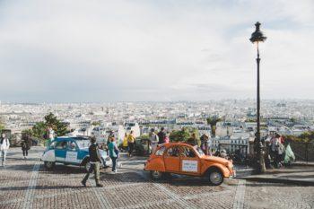 Studietur til Paris