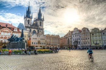 Studietur til Tjekkiet