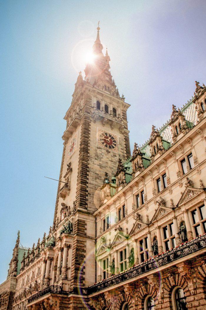 Studietur til Hamburg