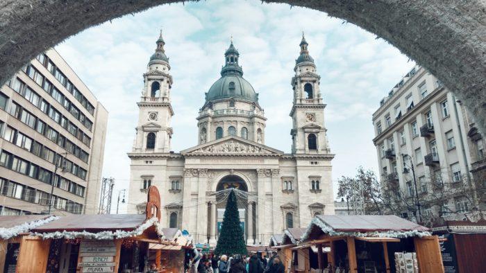 Firmarejse til Budapest