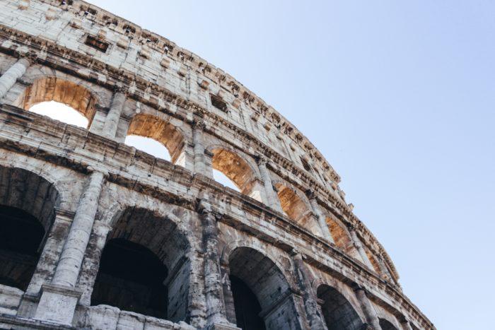 Grupperejse til Italien