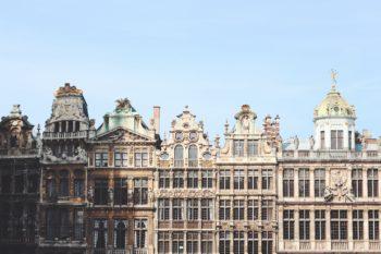Studietur til Bruxelles