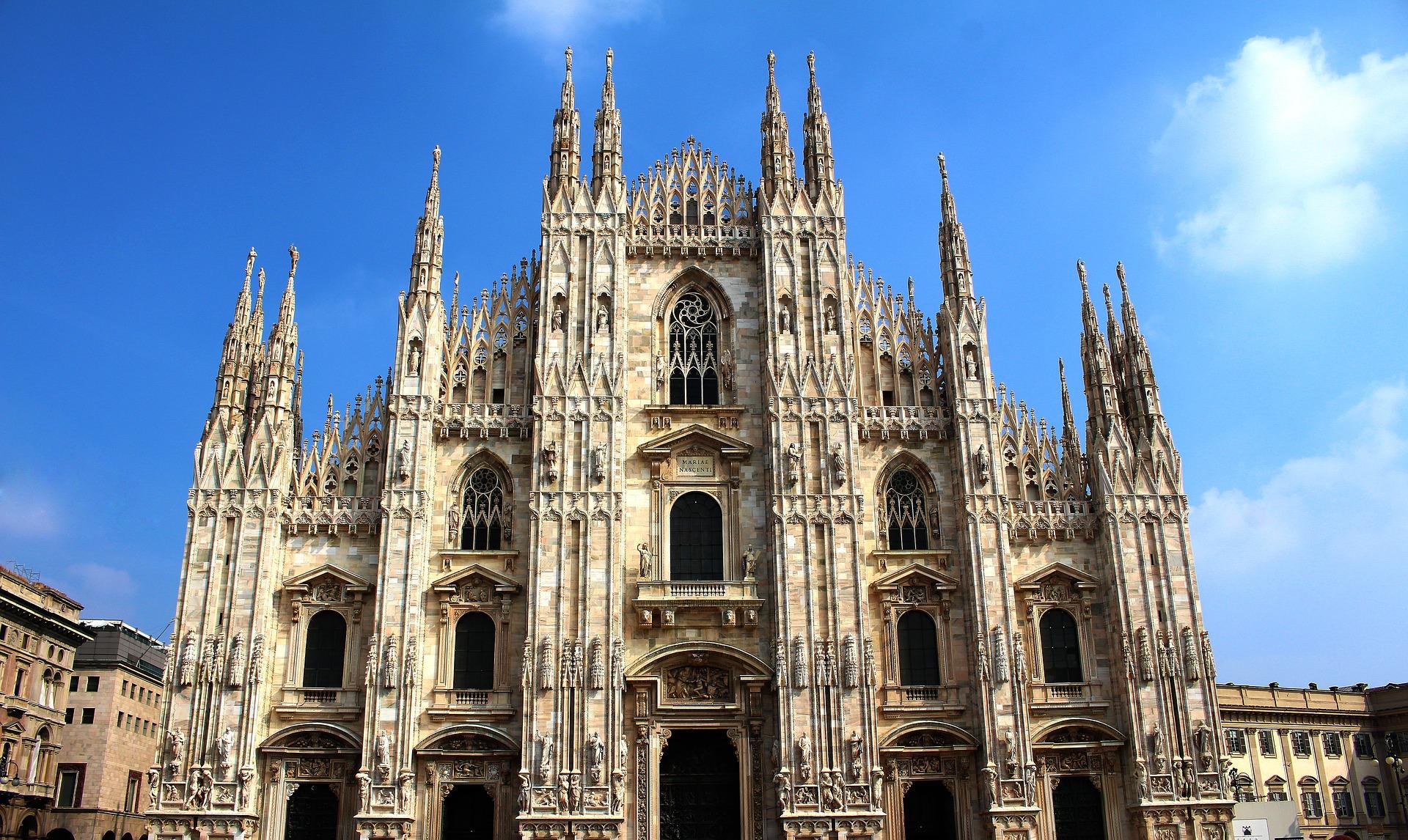 Studietur til Milano