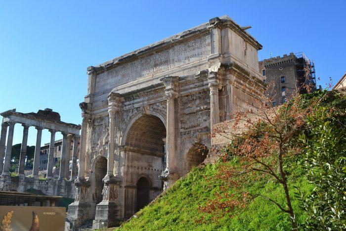 Studietur til Rom