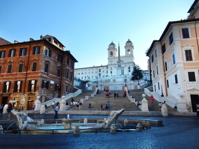 Grupperejse til Rom