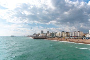 Studietur til Brighton