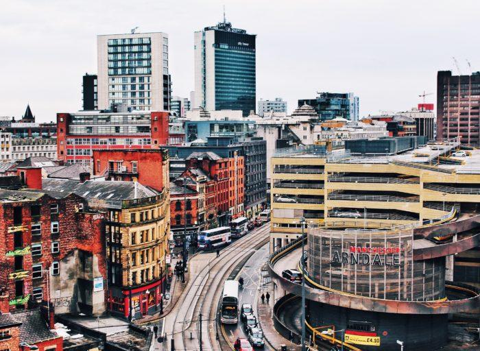 Studietur til Manchester