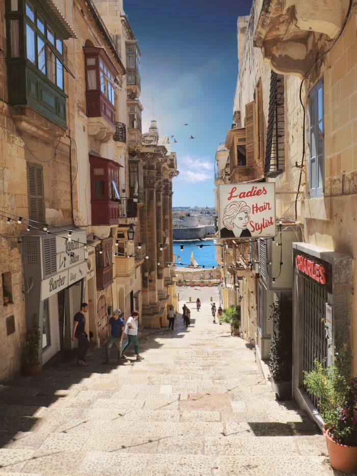 Studietur til Malta