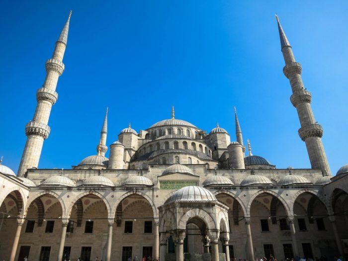 Grupperejse til Istanbul