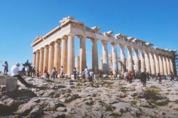Studietur til Athen