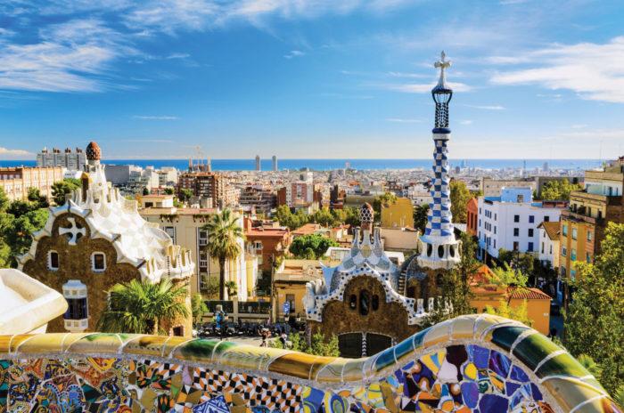Firmarejse til Barcelona