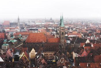 Studietur til Nürnberg