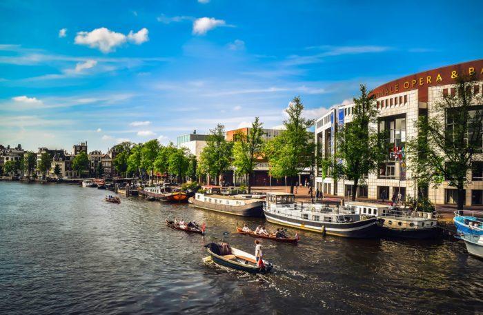 Grupperejse til Amsterdam