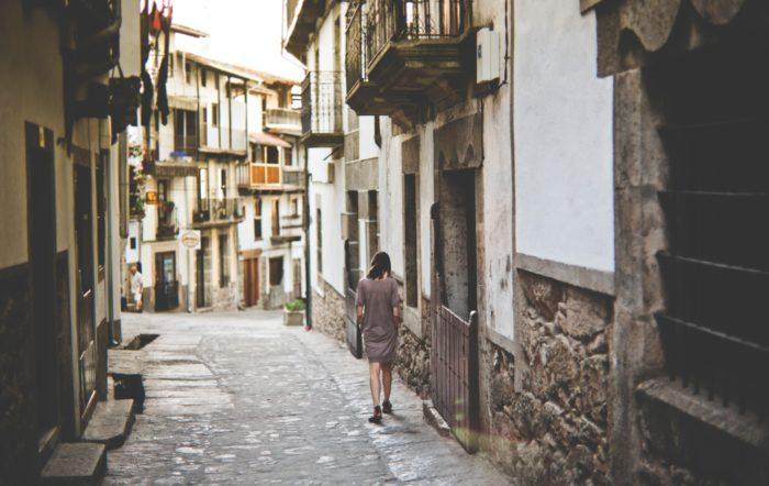 Naturrejse til Spanien