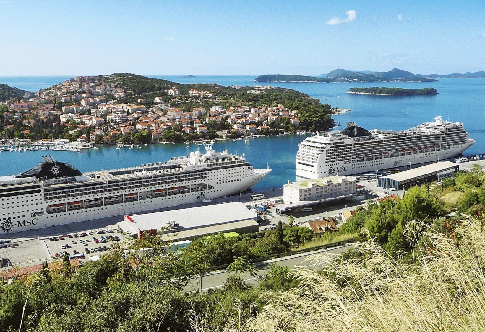 Krydstogt til Grækenland