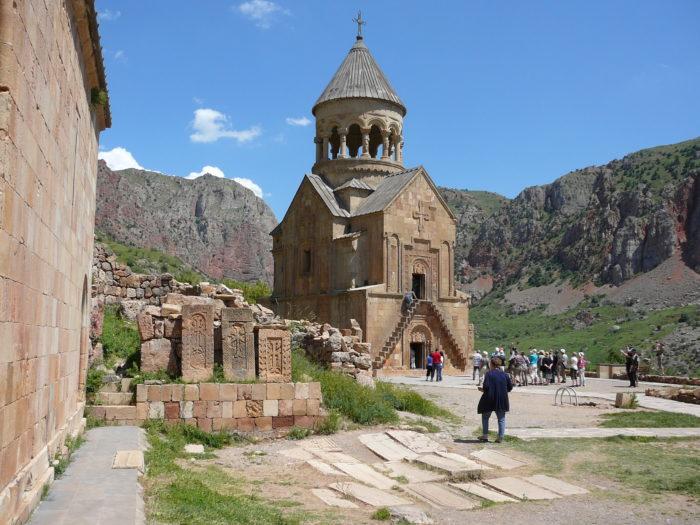 Armenien rundrejse