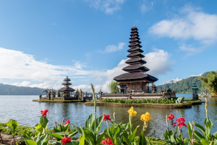 Studietur til Bali