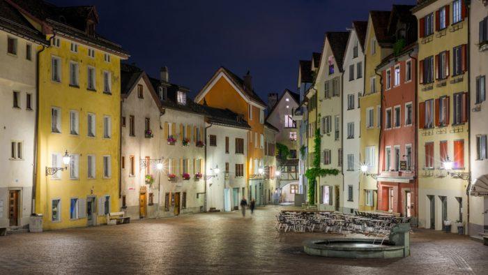 Grupperejse til Schweiz