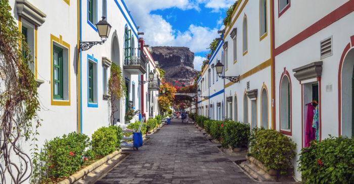 Rejse til Gran Canaria