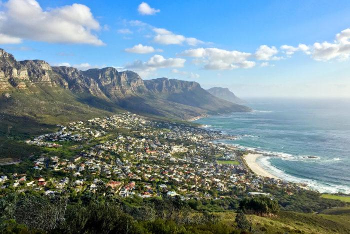 Rejse til Sydafrika